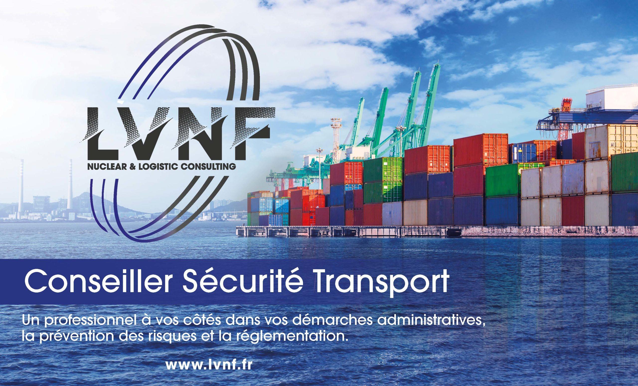 Conseiller sécurité transport